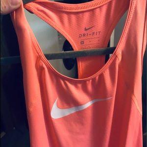 Nike Dri fit tank. No marks